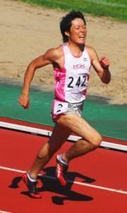遠藤幸一郎(4位・50秒41)